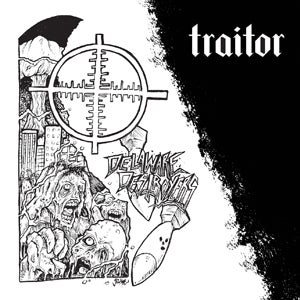 Image of Traitor-Delaware Destroyers CD