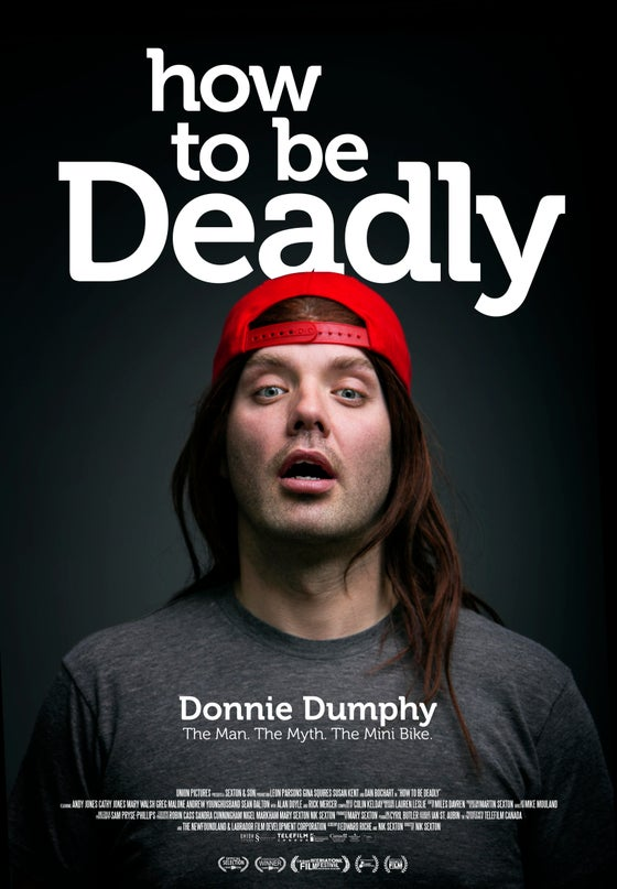 Image of How to Be Deadly Poster