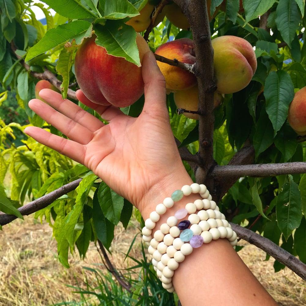 Image of Whitewood Mala Bracelets