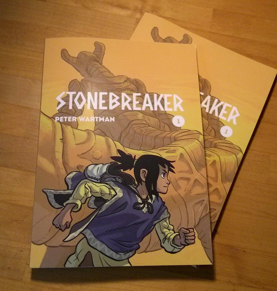 Image of Stonebreaker Part One