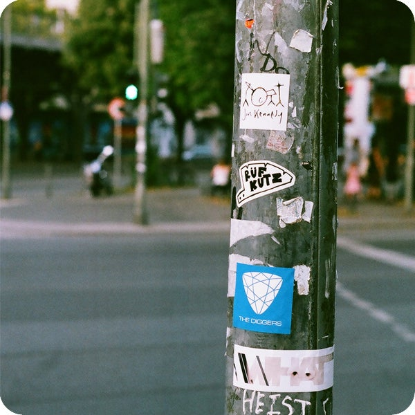 Image of Extra Stickers