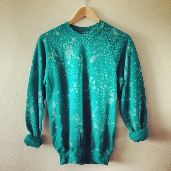 Image of Emerald Green Sweater