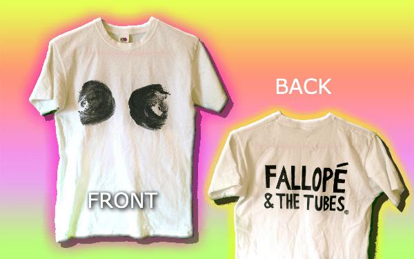Image of Fallopé & the Tubes T-shirt