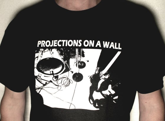 Image of Projections On A Wall - T-Shirts