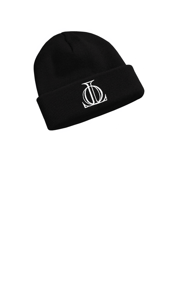 Image of TWISTED OUTLOOK EMBLEM/BLACK SKULL CAP