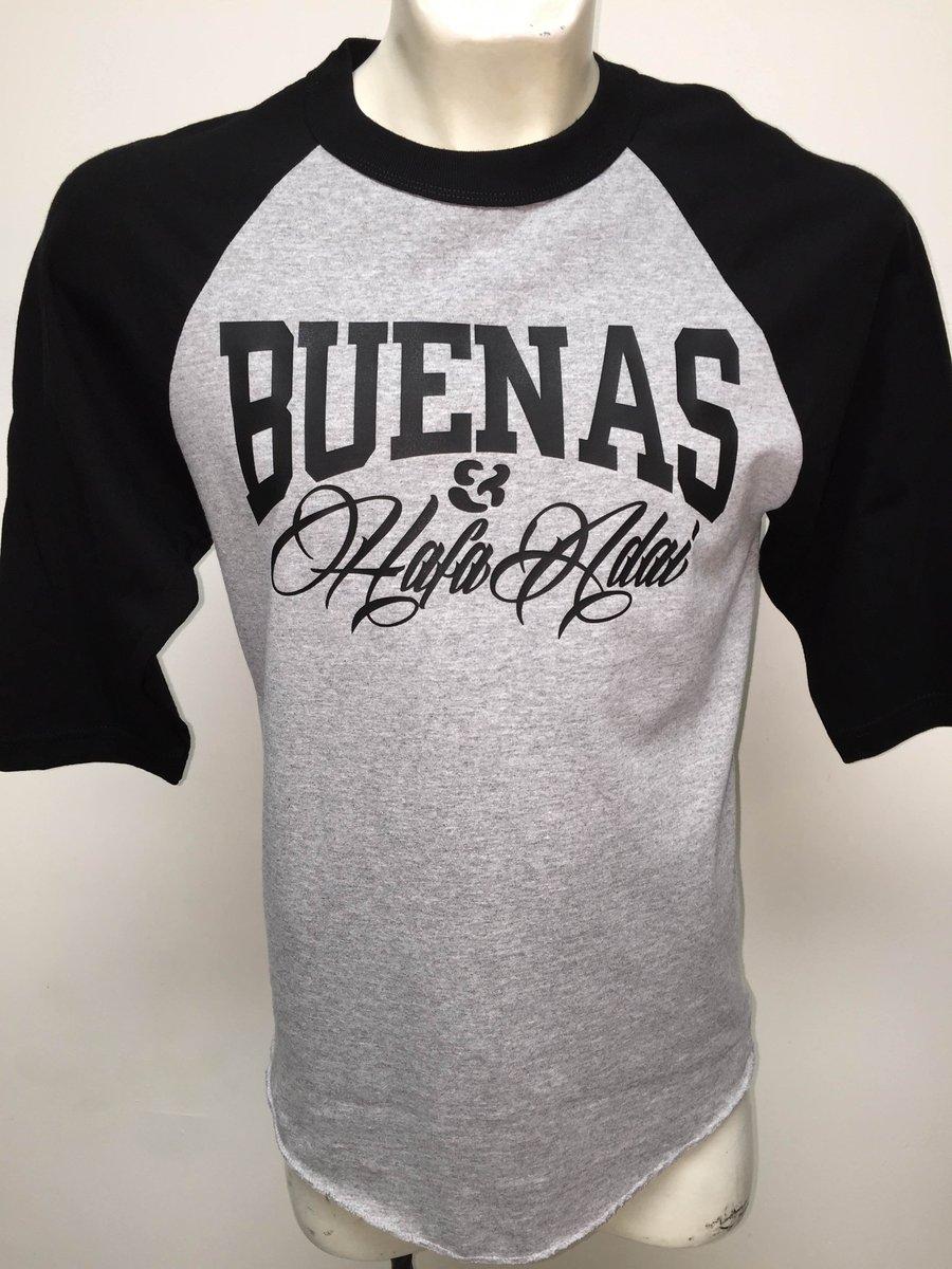 Image of Buenas & Hafa Adai Original (Grey/Black)