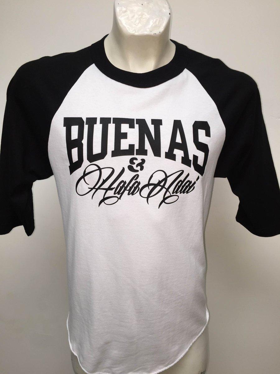 Image of Buenas & Hafa Adai Orignial (Black/White)