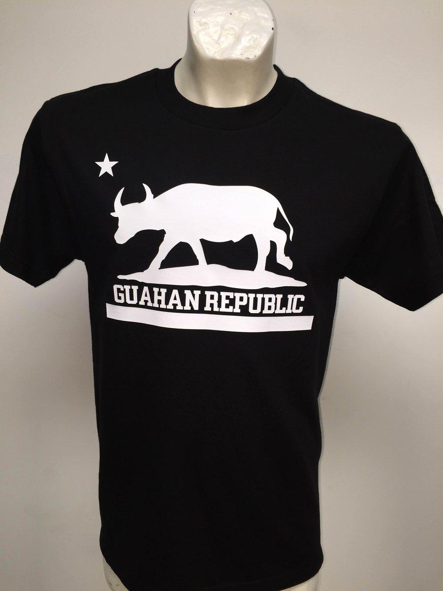 Image of Guahan Republic Caribou (Black/White)