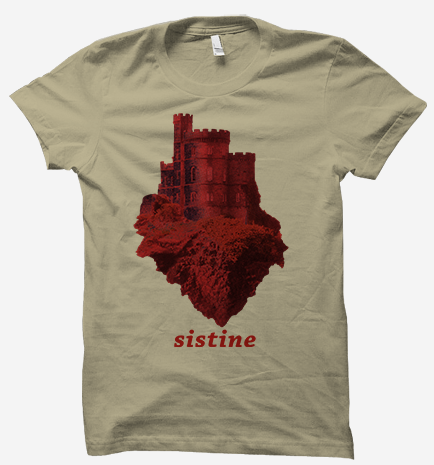 Image of Floating Castle Shirt
