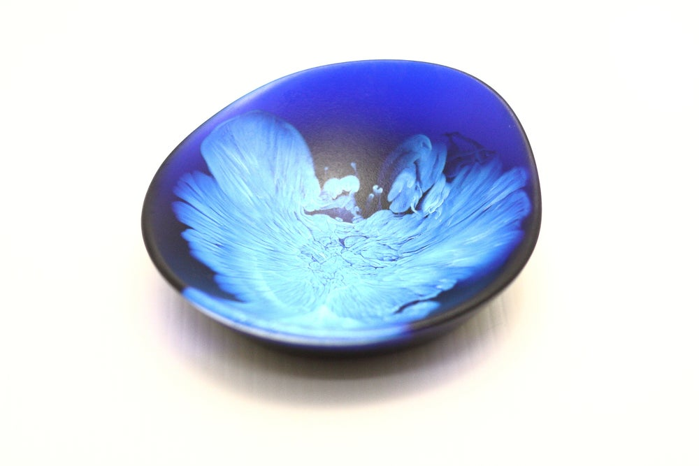 Image of Midnight Blue Plunge Bowl
