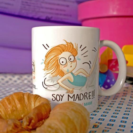 Image of Taza Resaca de madre