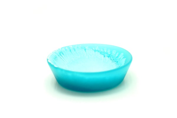 Image of Turquoise Pinch Bowl
