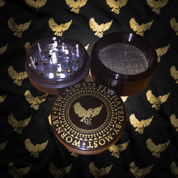Image of Black/Gold Grinder