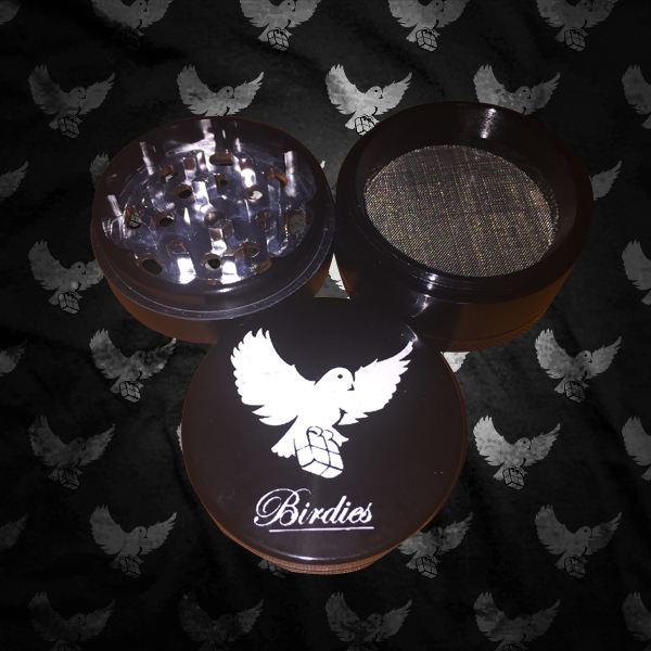 Image of Black/White Grinder
