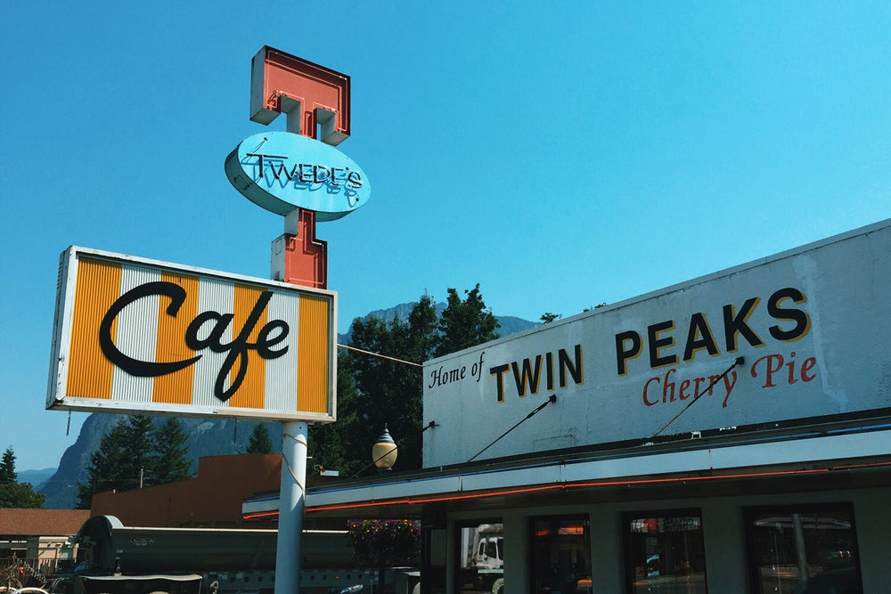 Image of Twin Peaks print pack
