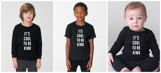 Image of It's Cool to Be Kind