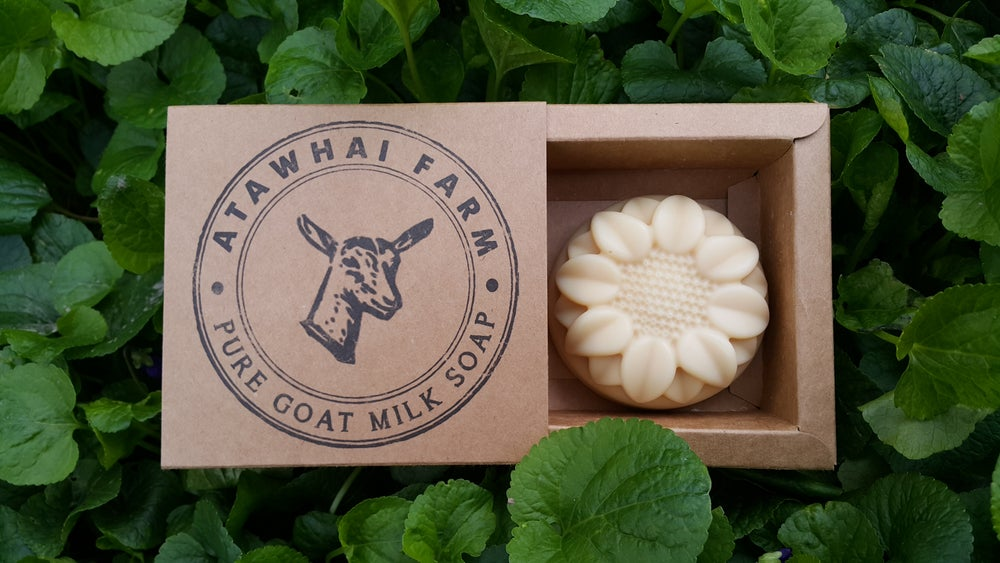 Image of Pure Goat Milk Soap - Sunflower