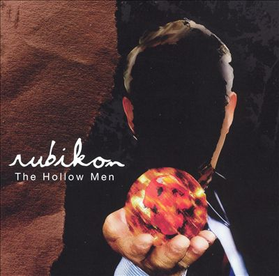"Image of Rubikon ""The Hollow Men"" CD"