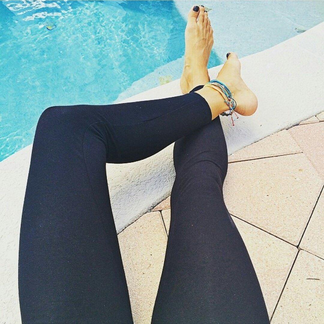 Image of 3 pair Black Legging Bundle