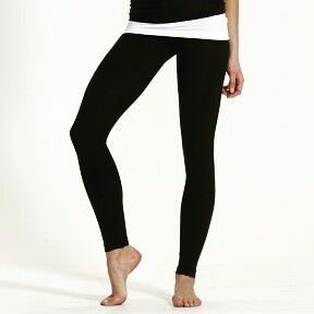 Image of 3 pair Black Legging Bundle