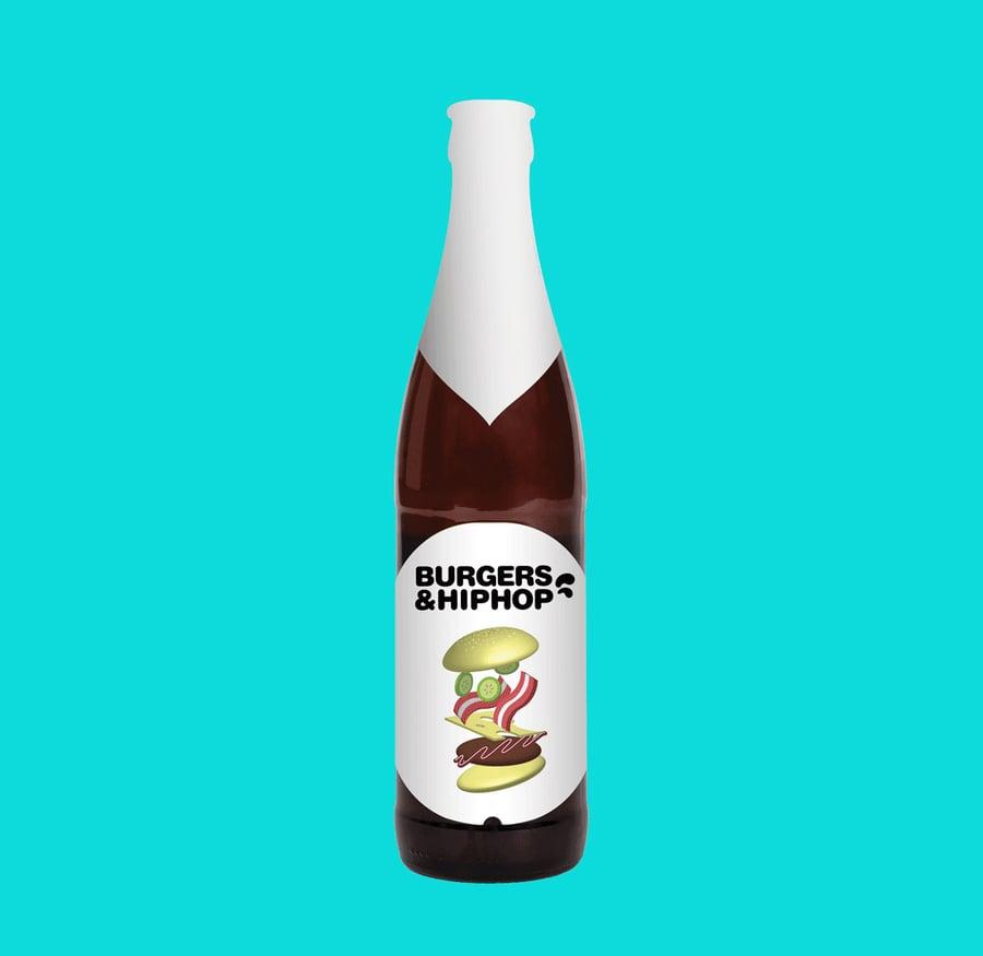 Image of Burgers & Hip Hop Beer