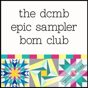 Image of Epic Sampler BOM Club