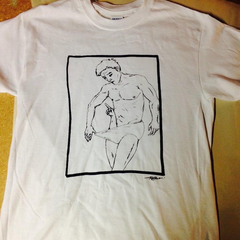 Image of Finger t-shirt