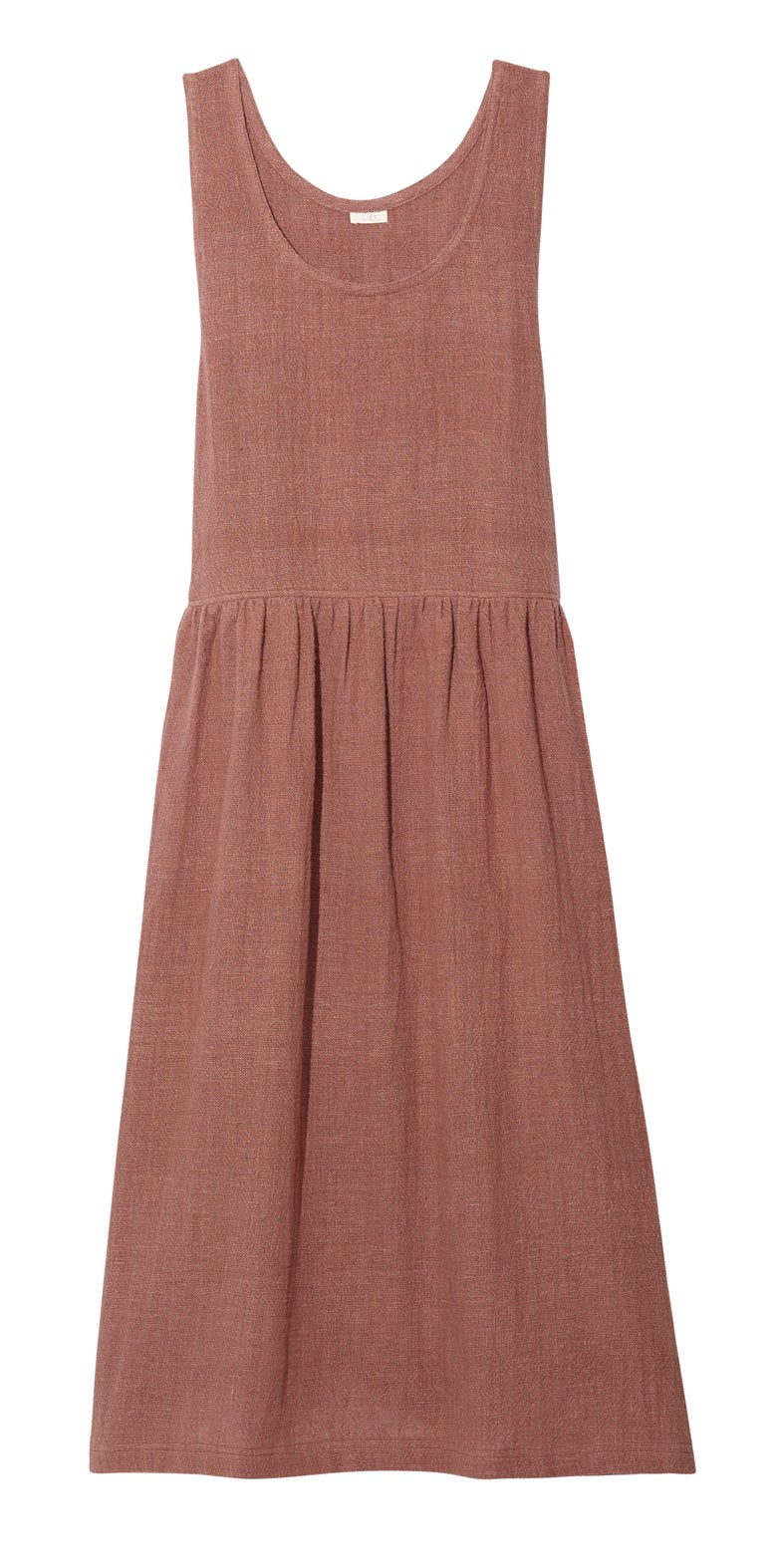 Image of JUMPER DRESS MOCHA