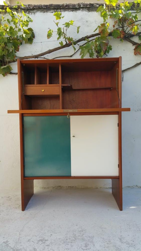 meuble bar levitan vintage fibresendeco vannerie artisanale mobilier vintage. Black Bedroom Furniture Sets. Home Design Ideas