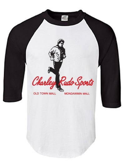 Image of Charley Rudo Sports Baseball tee