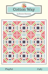 Image of Playful PDF Pattern #987