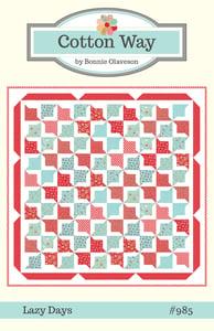 Image of Lazy Days Paper Pattern #985