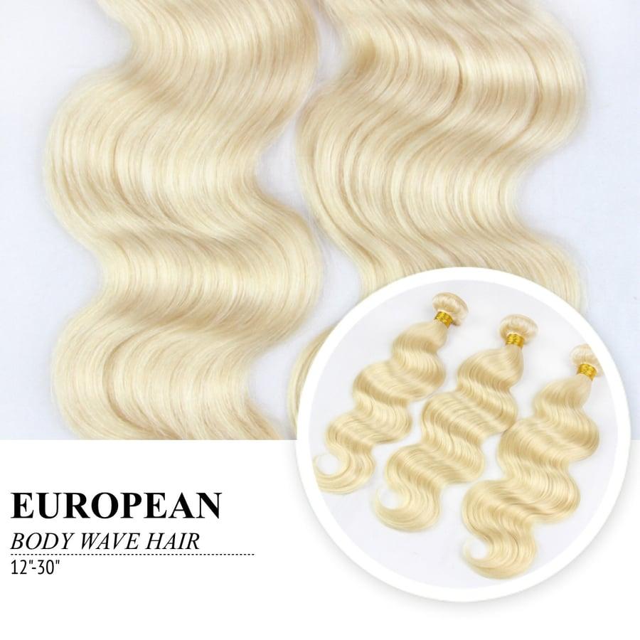 Image of 100% VIRGIN EUROPEAN BODY WAVE
