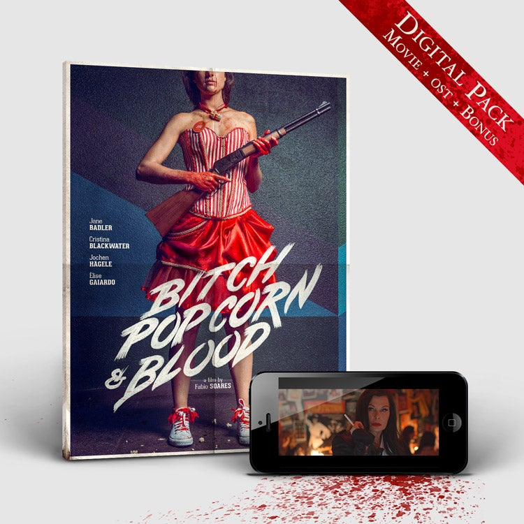Image of Bitch Popcorn & Blood - Digital pack