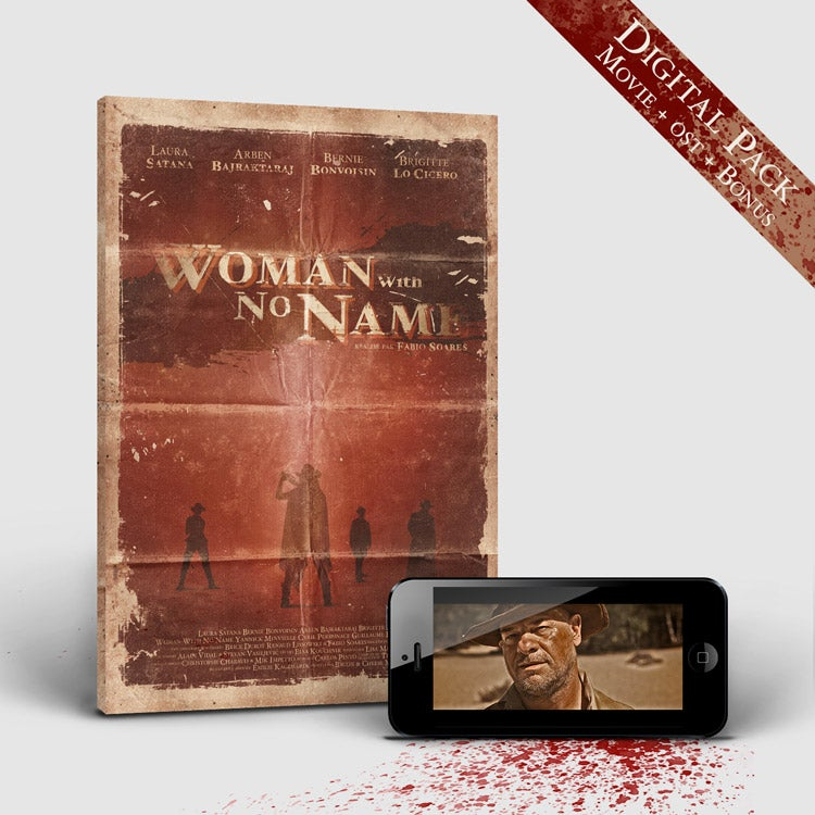 Image of Woman With No Name - Digital pack
