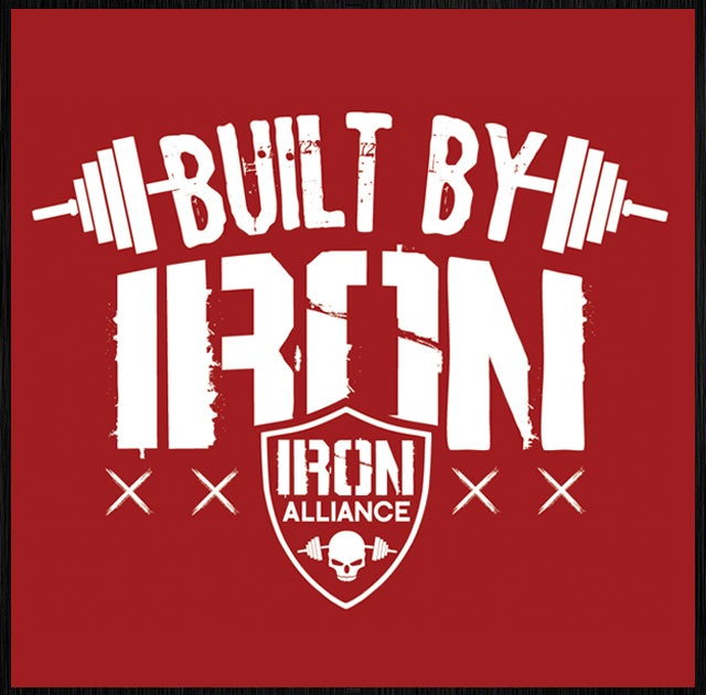 Image of Built By Iron