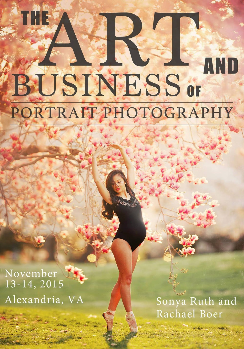 Image of The Art and Business of Portrait Photography Workshop