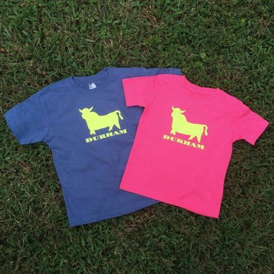 Image of Toddler/Kid Bull Icon tee - PINK color ON SALE !!!