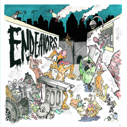 "Image of Endeavors 12"" Compilation"