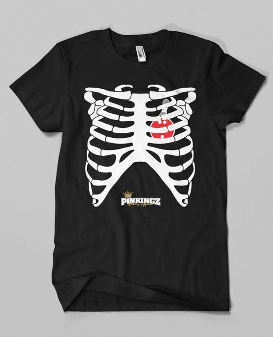 Image of Pinkingz Bowling T-Shirt - Bowling Heart