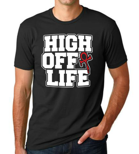 Image of 2015 High Off Life T-Shirt (Black)