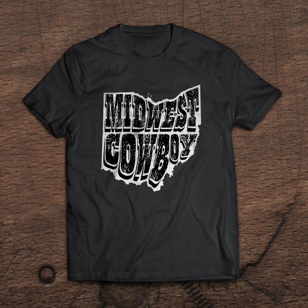Image of Midwest Cowboy (Unisex T-shirt)