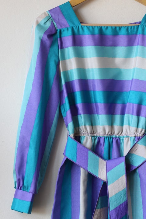 Image of SALE Purple Skies Dress (Orig $52)