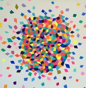 Image of Magic Diamond Confetti Cloud