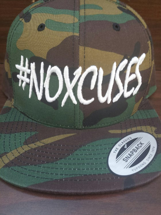 Image of Camo Snap Back