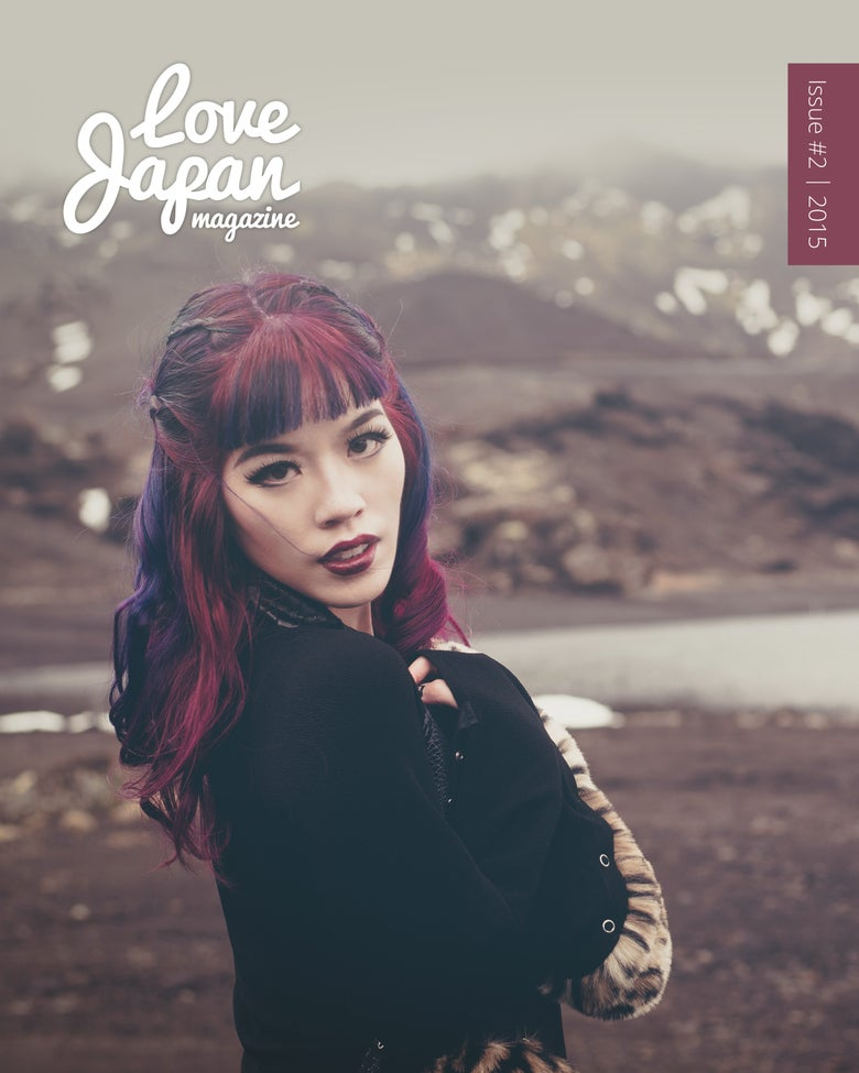 Image of Love Japan Magazine Issue 2