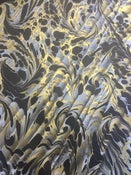 Image of New GATSBY Marbled paper