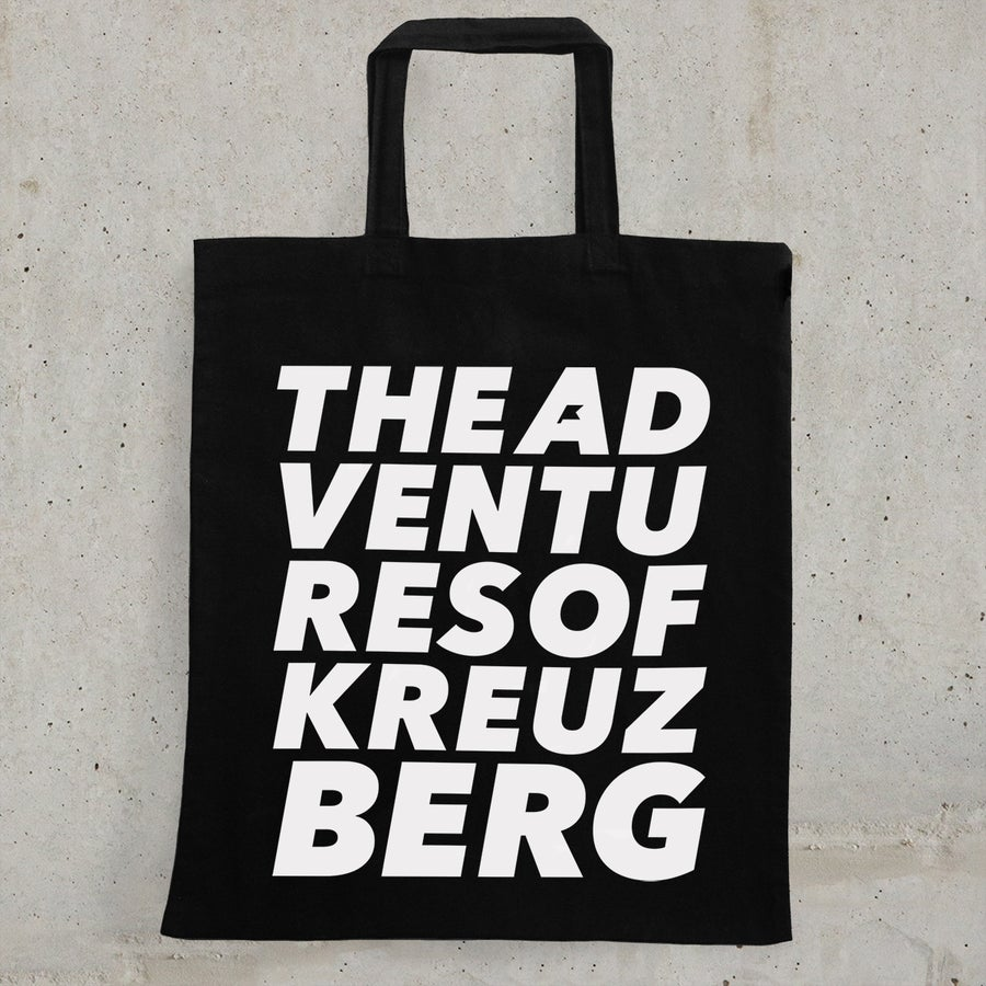 Image of The Adventures Of Tote Bag