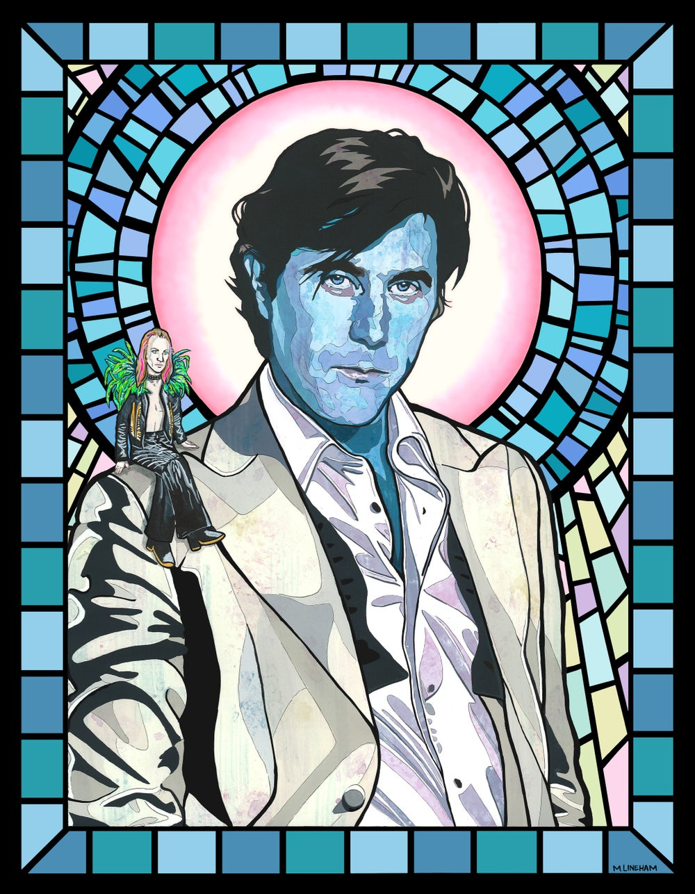 Saint Bryan Ferry (Roxy Music)