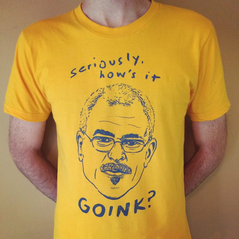 Image of Phil Jackson GOINK Fastbreak Breakfast T-Shirt